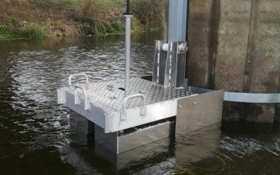 Nouvelles performances de notre SAMBAT en eau douce !