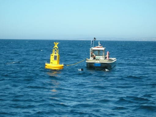 Profiling Buoy - NKE Instrumentation