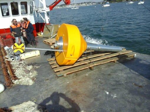 Coastal Buoy - NKE Instrumentation