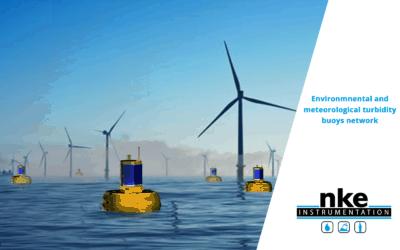 Parc éolien en mer dans la Baie de Saint-Brieuc : NKE Instrumentation au service des EMR